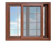Yekalon Hot Selling Good Quality Classic Design 80series Sliding UPVC window U-S01