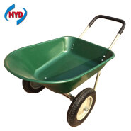WB5405 Good Model construction Heavy Duty 2 Wheel Wheelbarrow
