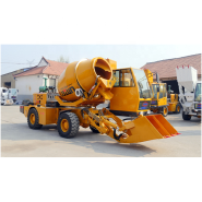 2.0 cubic meter mobile concrete mixer truck/agitating lorry/transport mixer
