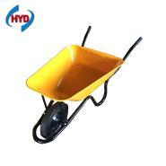 WB6610 Wholesale Hot Sale Heavy Duty Metal Two Wheel Heavy Duty Wheelbarrow