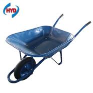 WB6400 Cheap Price Tools Strong Trolley Kenya Wheelbarrow