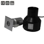 3w IP67 12~24v outdoor mini led deck lighting spot light