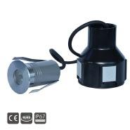 3w IP67 outdoor led underground floor spot light
