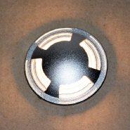 3w side waterproof outdoor led inground floor light