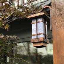 Outdoor Wall Lamp Waterproof Cylinder Courtyard Aisle Wall Fixtures Wall Light