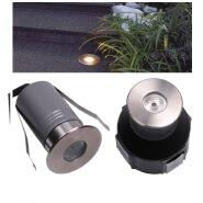 3W ip67 waterproof outdoor landscape inground lights