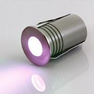 3w IP67 mini led lights outdoor deck inground uplight