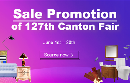 127 Canton Fair: Welcome to the sale promotion of BuildMost