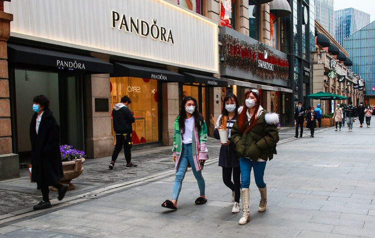 Chinese consumers will continue to drive global purchases