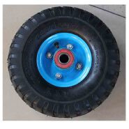 High Quality 10 inch wheel 3.50-4 with metal rim for stroller