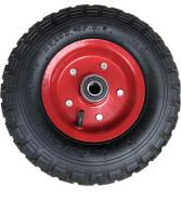 13inch 4.10/3.50-6 rubber pneumatic tire snow blower wheel export to Thailand market
