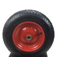 Wholesale Manufactory wheelbarrow frame tire 3.50x8