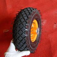 CHINA Go Kart Small Rubber 2 Wheels Wheelbarrow Wheel 4.10 / 3.50-4