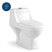 One piece modern ceramic toilet , new product bio toilet
