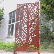 Liaocheng Harman Metal Materials Co., Ltd. Aluminum Grille Decorative Wall