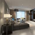 Residential model house