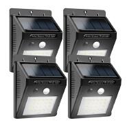 ip65 waterproof led solar wall light motion sensor led wall light