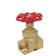 4 inch Water Brass NPT Thread Gate Valve