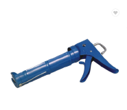 Competitive Blue Hardened Steel Caulking Gun Glue Gun 005