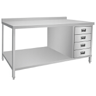 Foshan Nanhai Yuan Bao Nan Kitchen Equipment Co., Ltd. Stainless Steel Cabinets