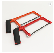 Garden Hand Saw Aluminum Alloy Hacksaw Frame With Plastic Handle