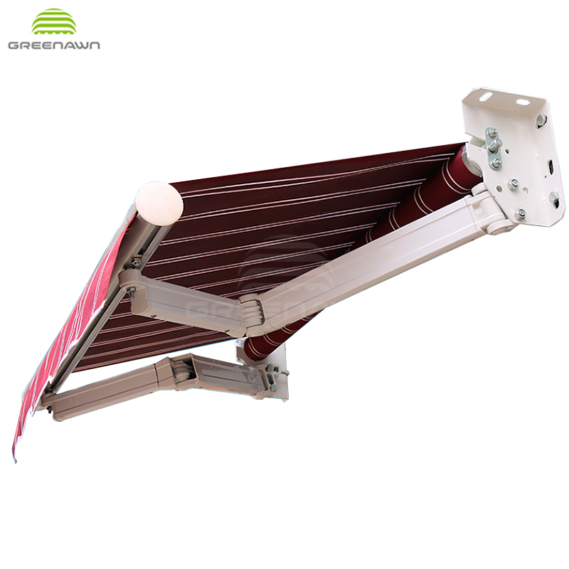 Cheap Price Aluminum Alloy Retractable caravan Awning For ...
