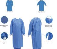 Anhui Yaliya Biotechnology Co.,Ltd. Medical Protective Clothes