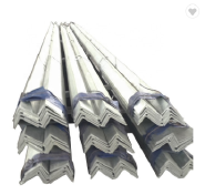 galvanised hot rolling 40x40x4 slotted sizes fence design astm a36 angle bar