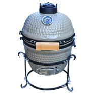 13 Inch Ceramic Egg Smoker kamado bbq grill