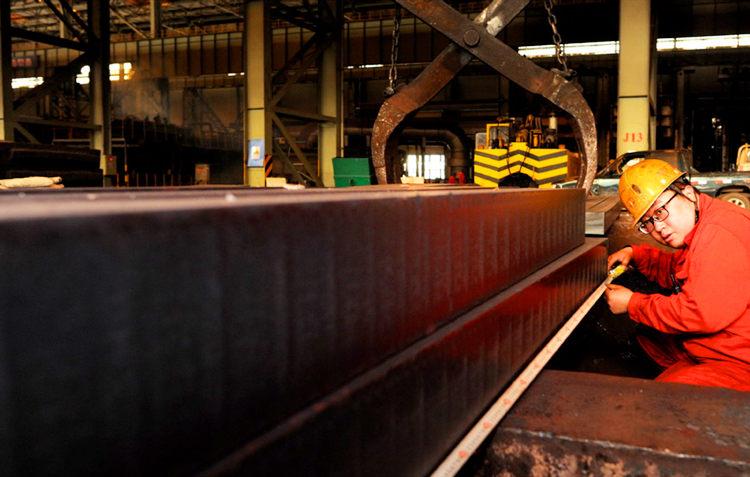 Oversupply concerns pose  problems for steel manufacturers