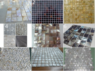 Shenzhen Shengyao Decoration Material Co., Ltd. Shell Mosaic
