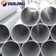 Foshan Yaolong Hongrun Stainless Steel Pipe Co., Ltd. Steel Pipe