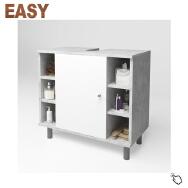 Shouguang Easy Wood Co., Ltd. Bathroom Cabinets