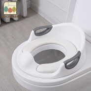 Kid Potty Training Seat With Hand And Backrest
