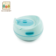 New portable and recommend Lovely plastic Baby Potty Seat for Training with cover funny