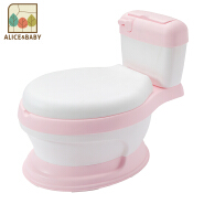 Latest simulation baby plastic toilet potty training seat with cover