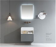 CHINA Modern high quality bathroom cabinets with mirrors and lights Wholesale suppliers TW-1171