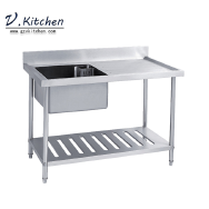 Guangzhou V.kitchen Catering Equipment Co., Limited Kitchen Sinks