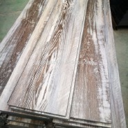 PVC Flooring   for Good quality 4.2mm wood embossd pvc plank flooring