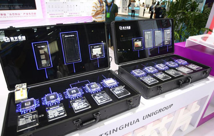 Business model weakens China's semiconductor sector
