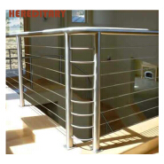 Factory outlet balcony stainless steel railing design for cable railing systems