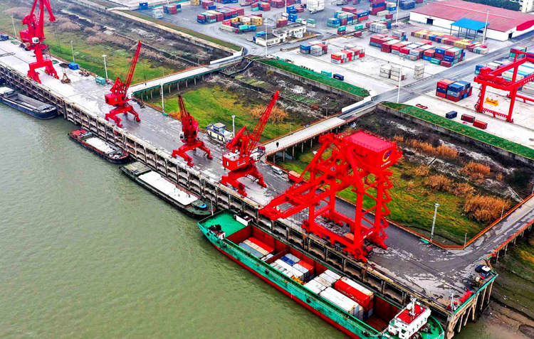 China's imports are part of global economic growth