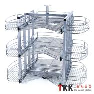 Foshan Shunde Smart Hardware Co., Ltd. Cabinet Basket