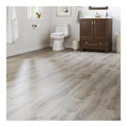 Click system lvt pvc commercial vinyl flooring lock plank