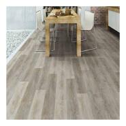 Hotel lvt dry back luxury vinyl plank flooring tile embossed 3mm with glue