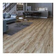 Waterproof lvt commercial luxury click lock vinyl plank flooring