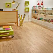 Vinyl wood design tiles lvt click system