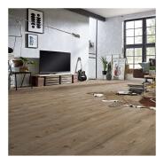 Non slip virgin lvt vinyl flooring spc click plank loose lay modern floor