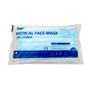 High Quality Disposable Medical Face Mask (Non-Sterilized)