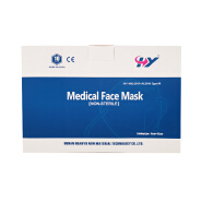 China Factory Wholesale High Quality Isolation Protective Mask
